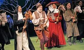 The Canterbury Tales adapted by Mike Poulton, RSC