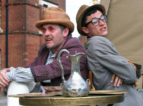The Comedy of Errors, Shakespeare's Globe